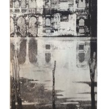 Venice, High Water Etching