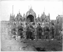 Venice, San Marco Etching