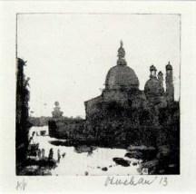 Venice, Santa Maria della Salute 1