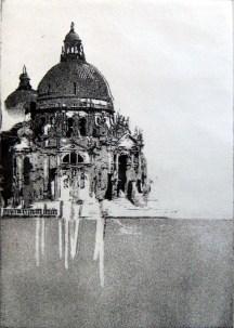 Venice, Santa Maria della Salute
